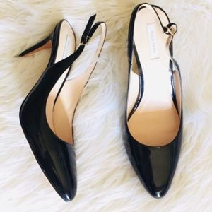 Cole Haan patent leather pumps size 9 black new
